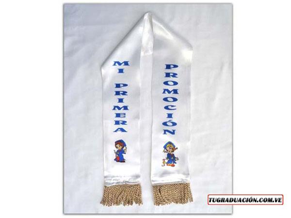 diseño de calidad 896c6 0df61 Estolas y bufandas de graduación (Sublimadas, estampadas y ...